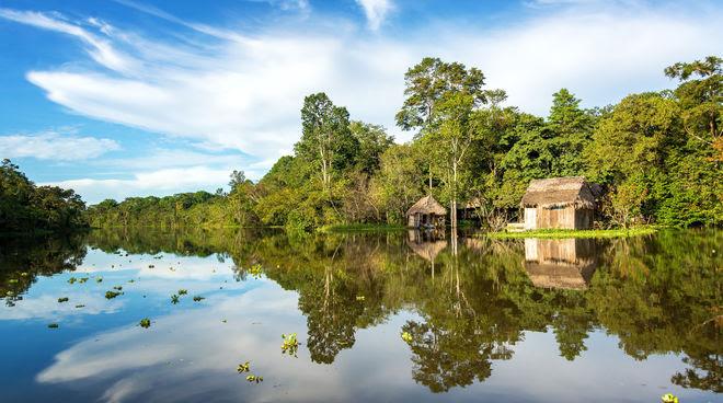 Rio Yanayacu, Alto Amazonas, Perú