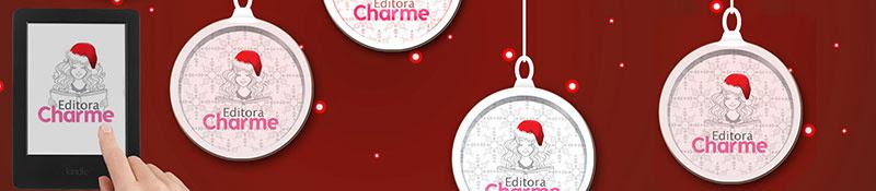 Charme de Natal com Kindle