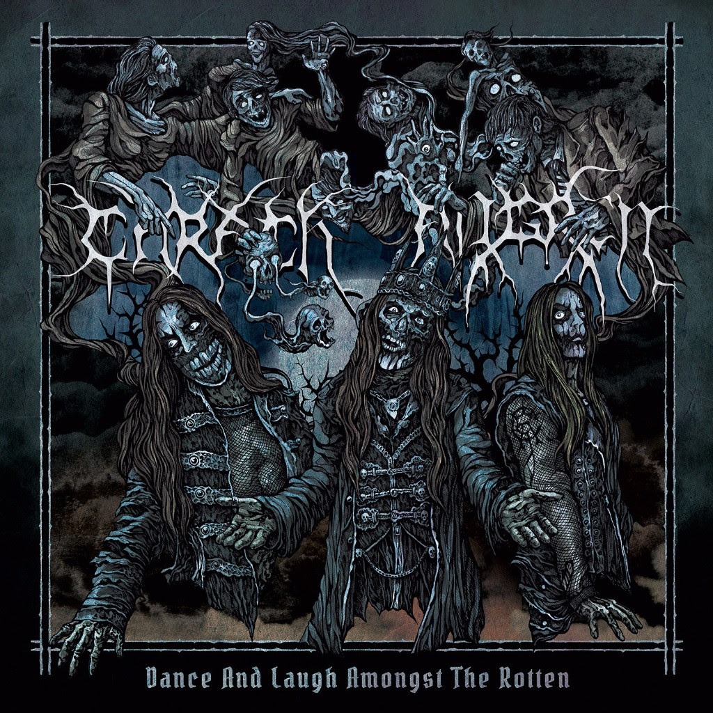 CARACH ANGREN album cover by Costin Chioreanu