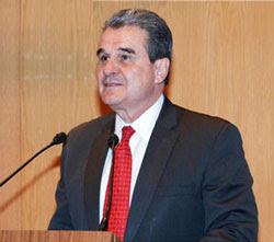 Dr. Adalberto Noyola, director del Instituto de Ingeniería de la UNAM