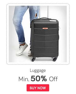 Branded Luggage | Safari, Swiss Military & More