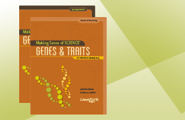 Making Sense of SCIENCE: Genes & Traits for Teachers of Grades 5-12 graphic