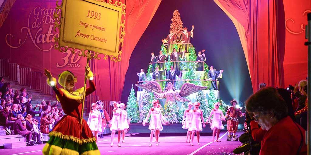 Espetacular Natal Luz de Gramado - 12/11/19