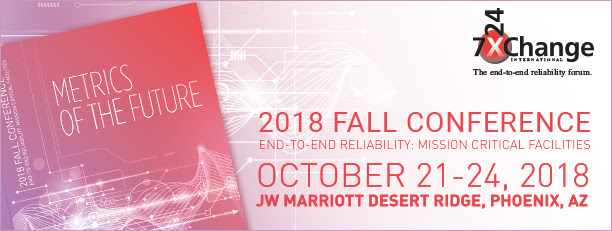 Metrics of the Future   2018 Fall Conference App   October 21st – 24th, 2018
