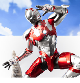 Ultraman vs. Black King 1/4 Scale Limited Edition Statue