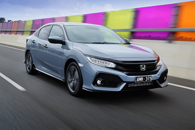 2017 Honda Civic hatch review