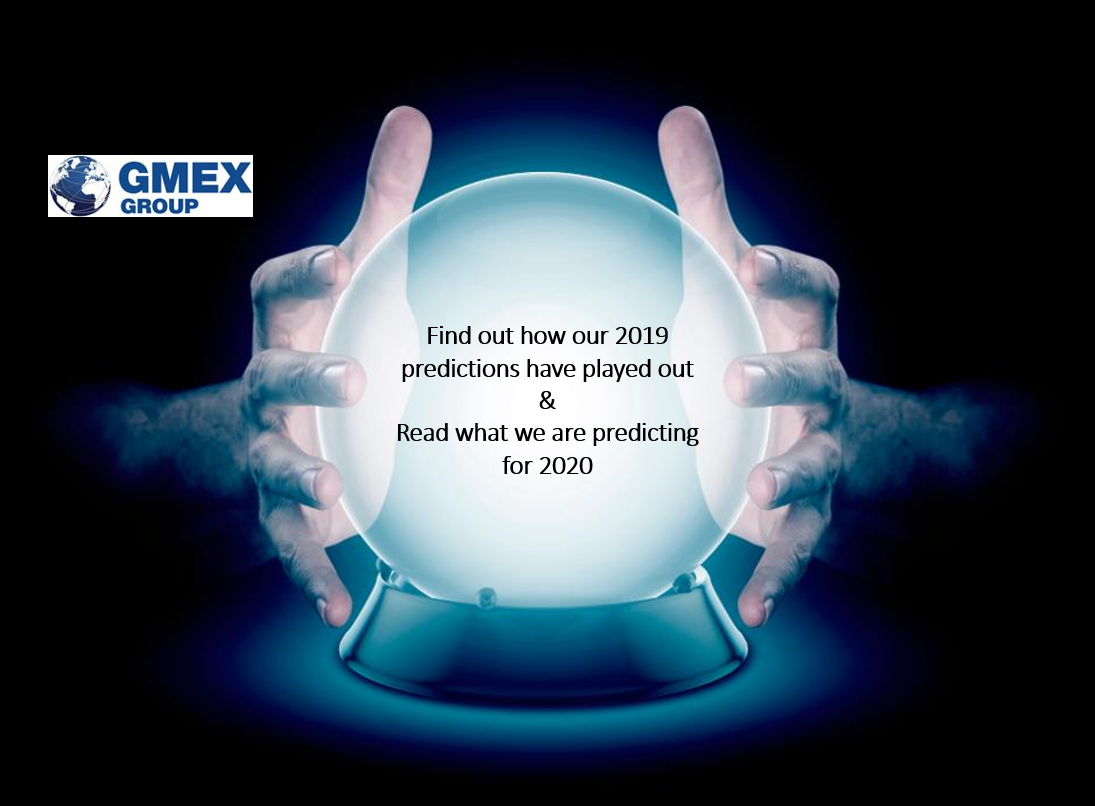 GMEX 2019 and 2010 predictions