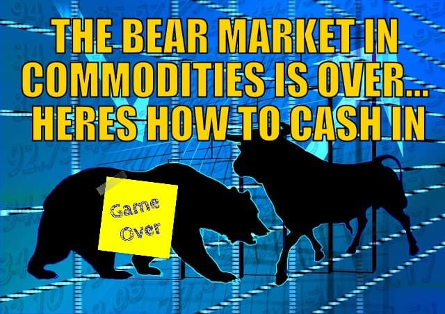 Bear Market in Commodities