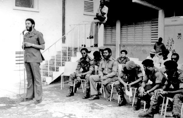 maurice bishop speeching grenada revolution