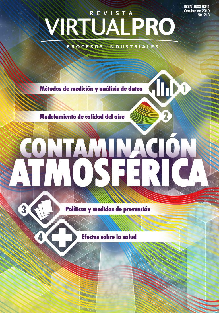 CONTAMINACIÓN ATMOSFÉRICA OCTUBRE 2019