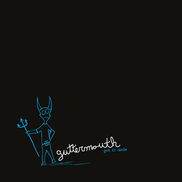 guttermouth got it made cover