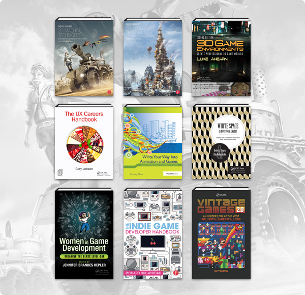 Humble Book Bundle: Break into the Game Industry by CRC Press