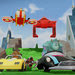 The Disney Infinity toy box mode allows players to create worlds and adventures of their own.