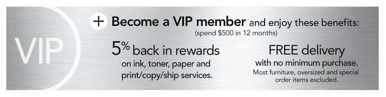 Become a VIP member today