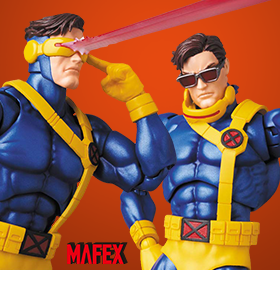 MAFEX NO.099 CYCLOPS