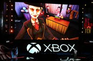 Microsoft introduced the game We Happy Few, as well as a smaller and cheaper Xbox console and a foray, next year, into virtual reality.
