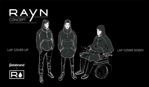 The Rayn Jacket: Accessible To Everyone