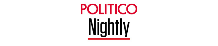 POLITICO Nightly logo