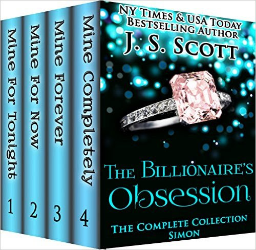 the billionaires obsession cover