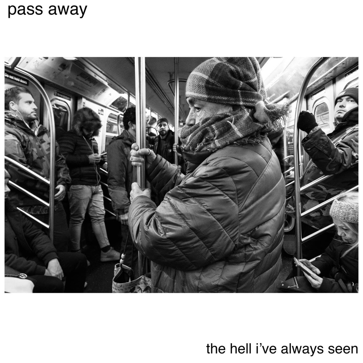 pass away cover art