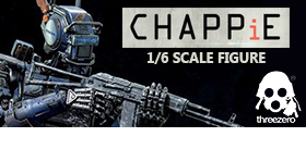 THREEZERO 1/6 SCALE CHAPPIE