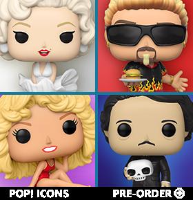Funko Pop! Icons