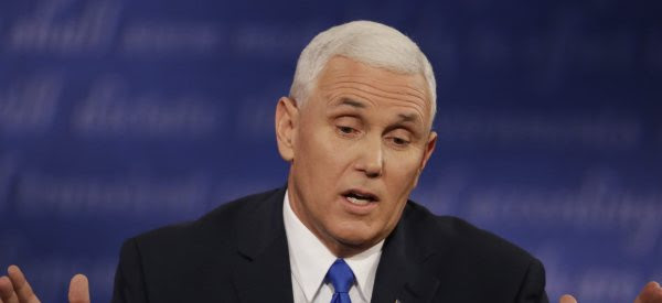 Mike Pence Used Personal Email As Governor And Was Hacked