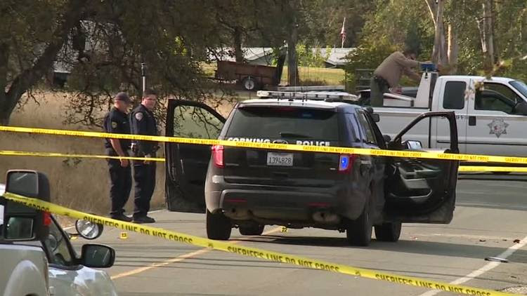 A gunman opened fire at multiple locations across a small Northern California community on Tuesday, killing four people before he was slain by police. Chris Dignam reports.