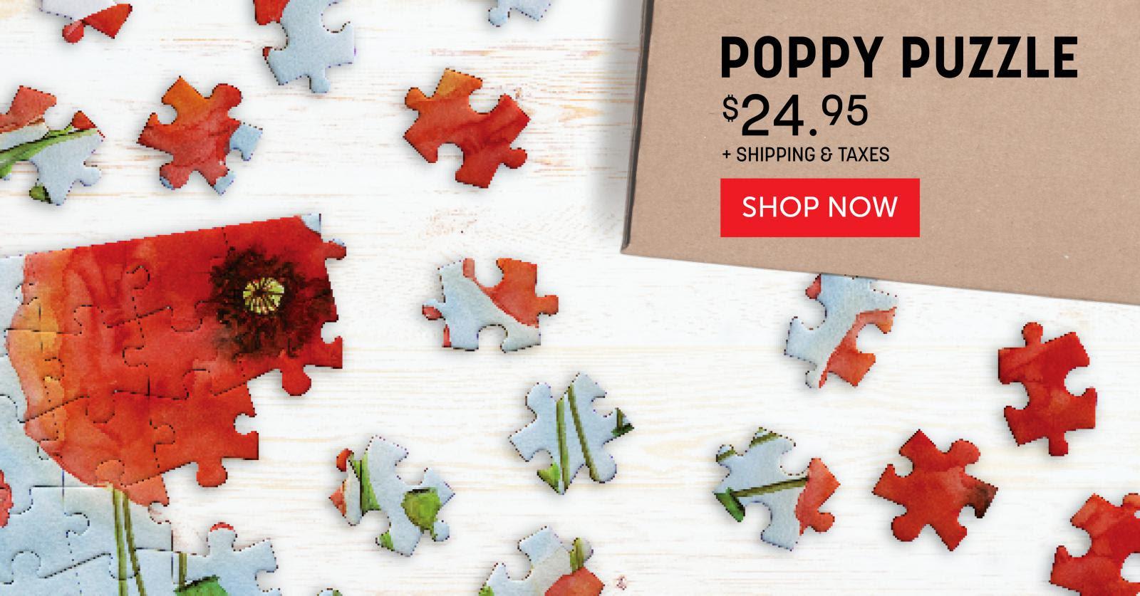 Poppy Puzzle!