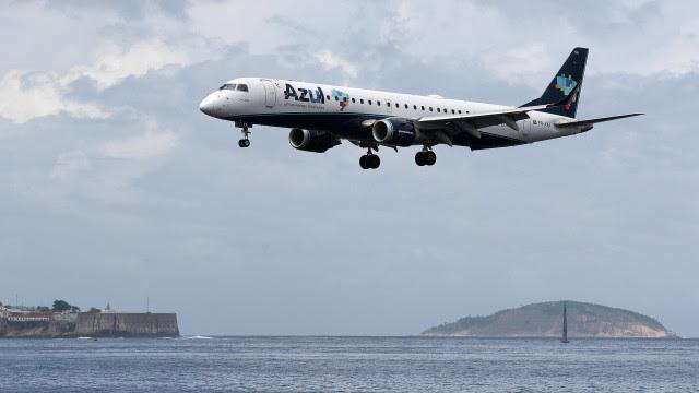 Anunciado novo voo da Azul entre São Paulo e Lisboa em 14 de abril