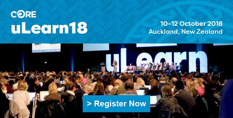 uLearn18 register now