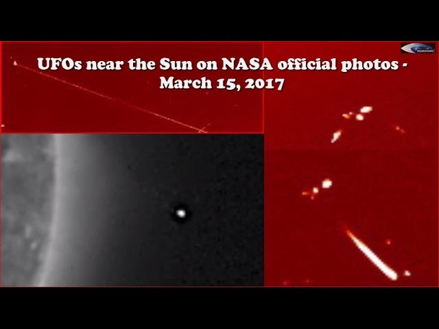 UFO News - UFO Cruiser Or Probe Caught Near The Sun?  and MORE Sddefault