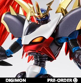 Digimon Adventure 02 S.H.Figuarts Imperialdramon (Fighter Mode Premium Color Ver.)