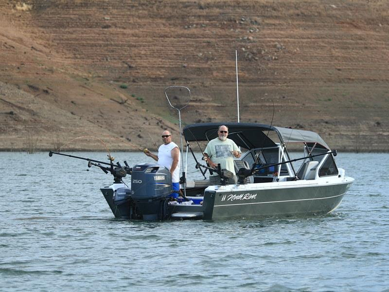 New melones fishing report is here the pine tree for New melones fishing report