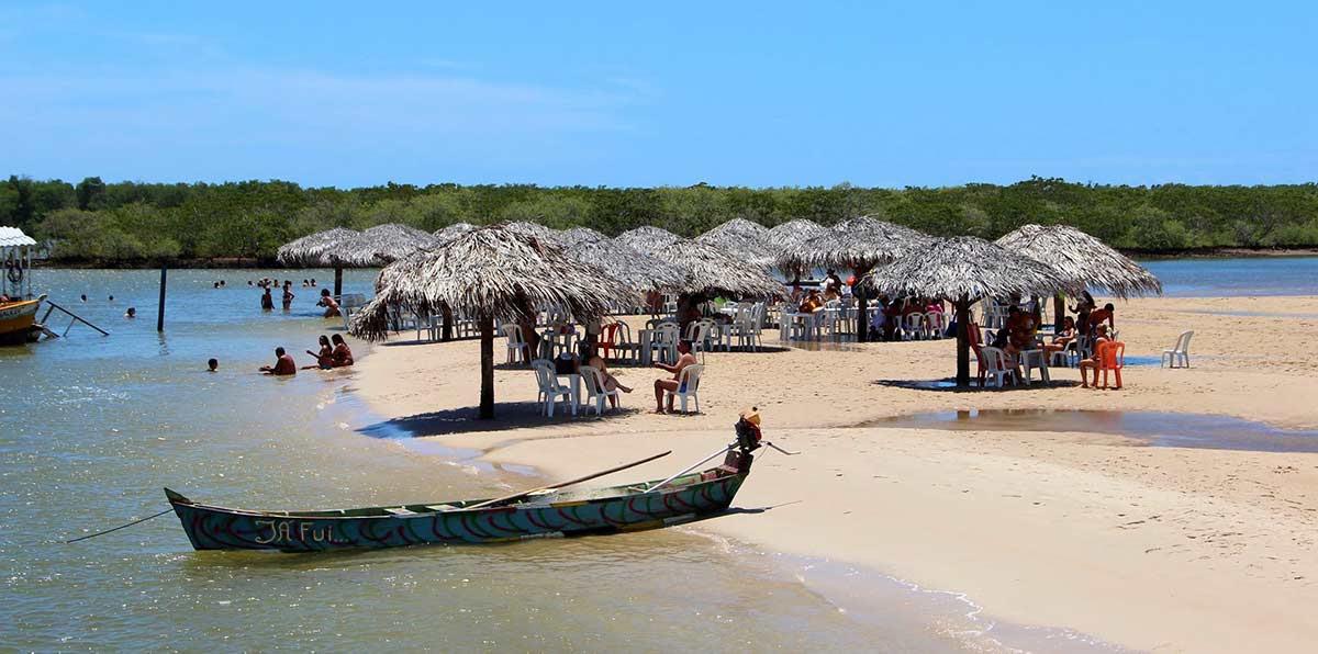 Cânions do Xingó com Aracaju Sergipe