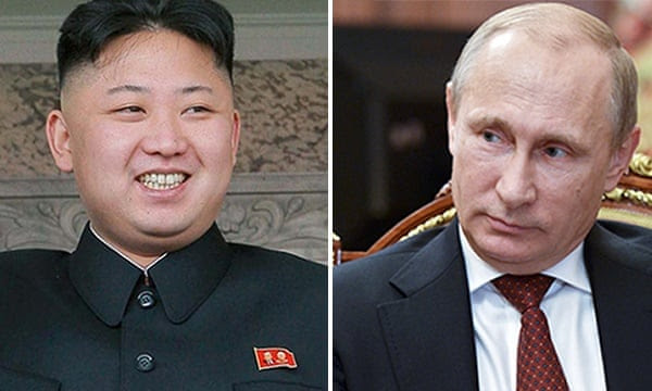 Kim Jong-un will visit Vladimir Putin in Moscow next year to mark the 70th anniversary of the Soviet defeat of Nazi Germany.