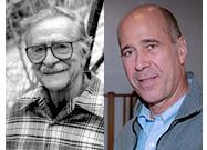 Alf Evers and John Hall