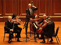 [Boston Symphony Chamber Players at Jordan Hall, Oct. 2011; Photo by Hilary Scott]