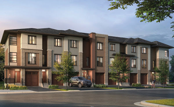 Waterstone Townhomes in Collingwood
