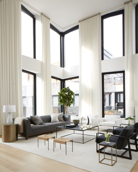 See more of ASH NYC's Highline Duplex on 1stdibs: