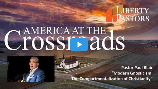 Blair Compartmentalization of Christianity YT Header Play