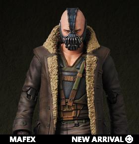 The Dark Knight Rises MAFEX No.052 Bane