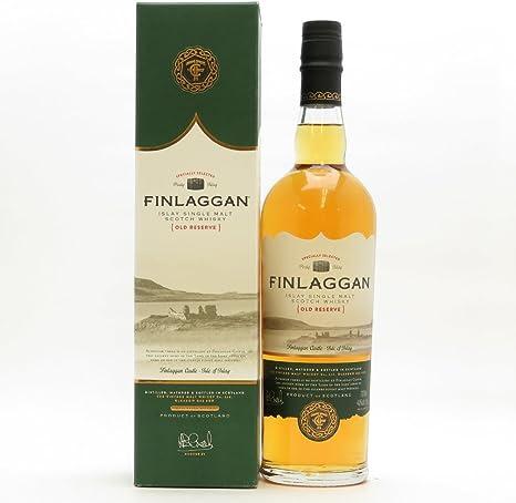 Finlaggan Old Reserve Single Malt Scotch Whisky, Whisky Ecossais ...