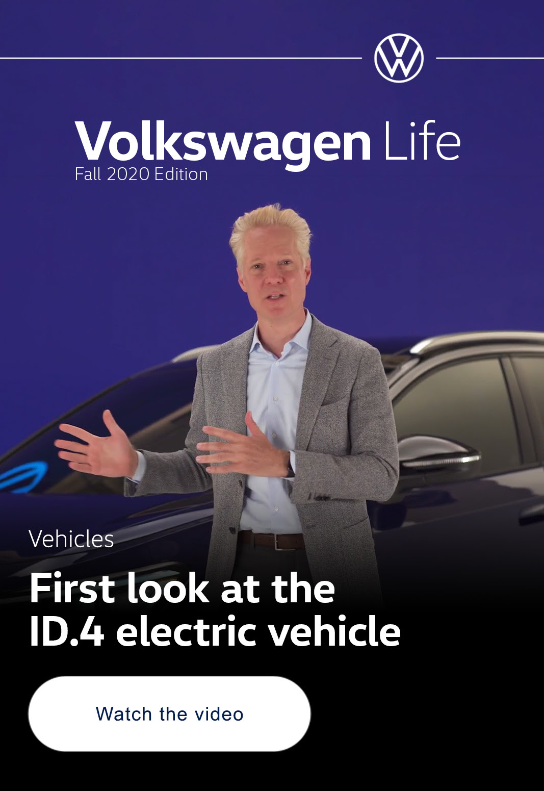 2021 ID.4 electric SUV