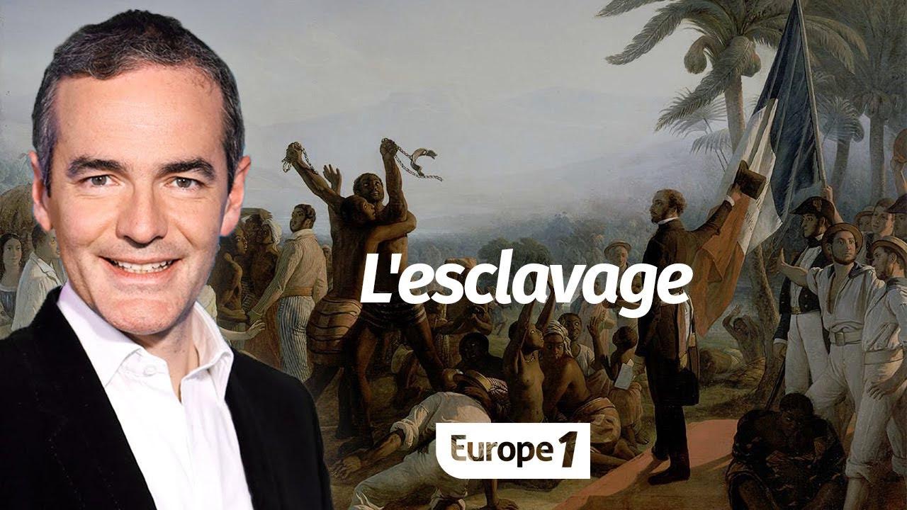Franck Ferrand conte l'histoire d'esclaves blancs capturés par les Barbaresques d'Alger
