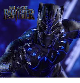 BLACK PANTHER 1/6TH SCALE COLLECTIBLE FIGURE