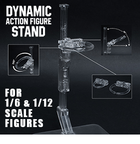 STORM COLLECTIBLES FIGURE STAND
