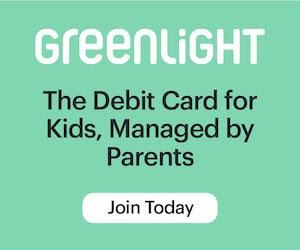 Greenlight Financial - Child's Debit Card Free Trial [439014]