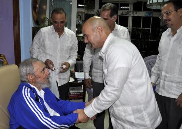 Fidel y los cinco 10