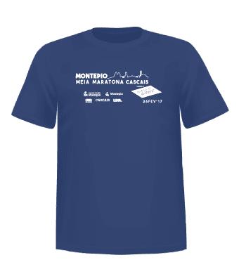 T-shirt Montepio Meia Maratona de Cascais